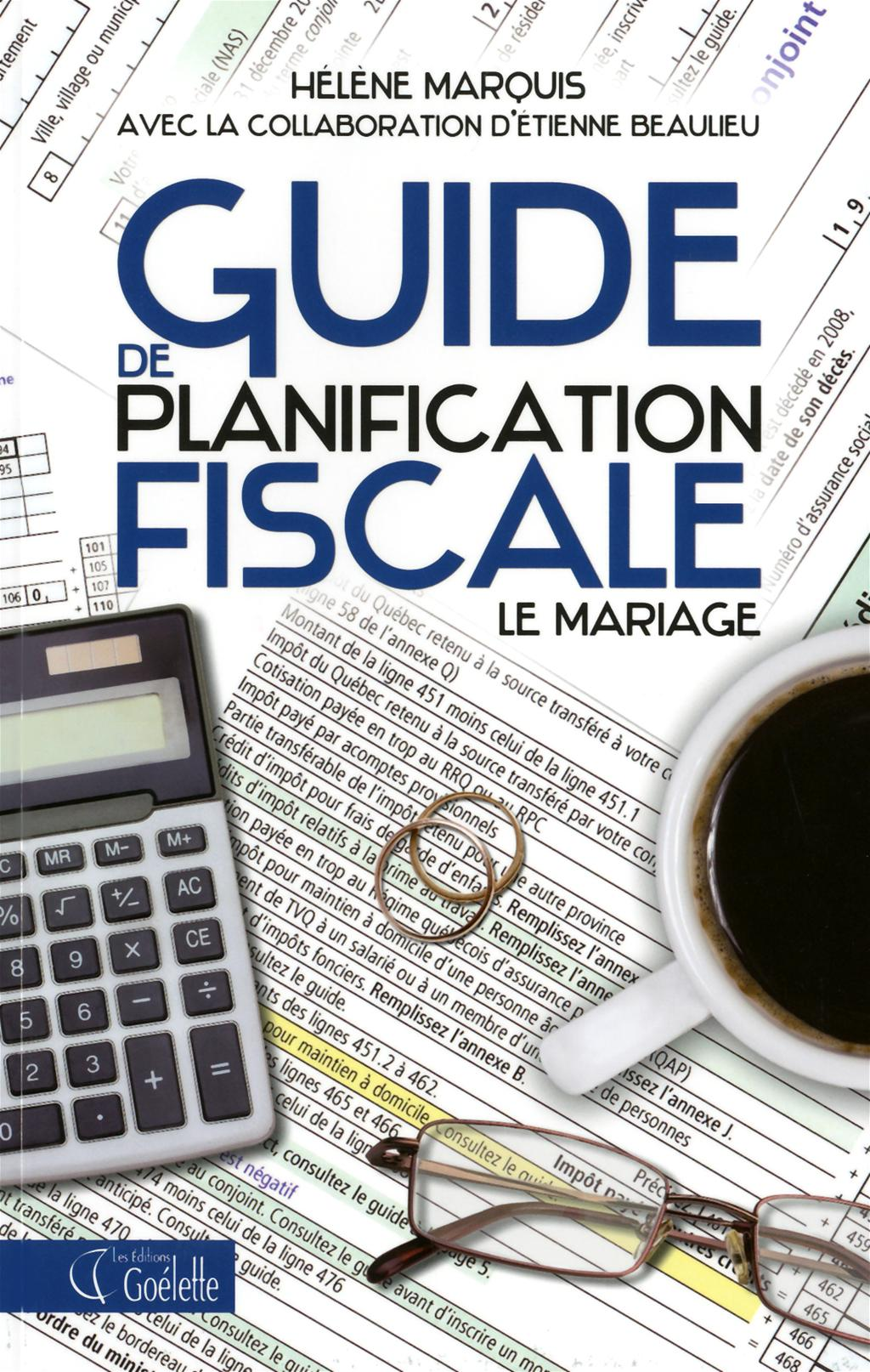 GUIDE DE PLANIFICATION FISCALE